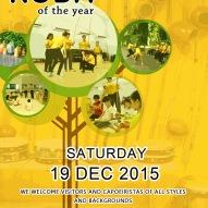 December 2015 Monthly Roda