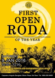 January 2016 Monthly Roda
